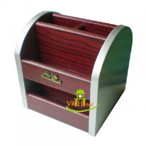 Khay bút gỗ 1014