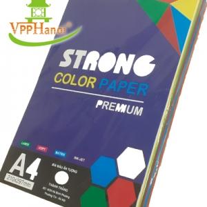 Bìa A4 - 5 màu