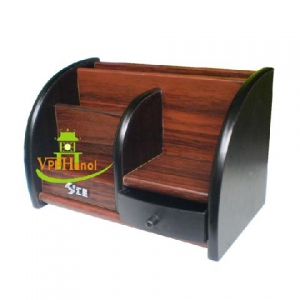 Khay bút gỗ SHUTER 1013